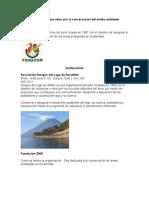 5 Instituciones Que Velan Por El Medio Ambiente en Guatemala