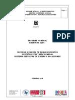 Informe Sdqs Sec Gen Enero2014