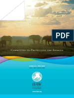 IFAW 2008 Annual Review