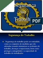 TRABALHO SEGURANÇA NO TRBALHO