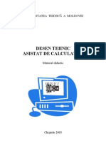 Desen Tehnic Asistat de Calculator