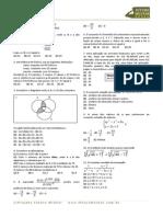 1993 Matematica Prova Colegio Naval