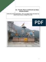 The Mahabharata – People, Places and Events by Satya Sarada