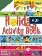DK Holiday Activity Book