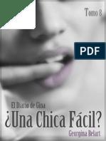 El Diario de Gina Una Chica Facil Tomo 8