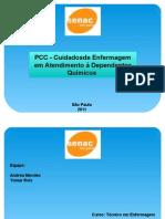 PCC - SENAC - TÉCNICO DE ENFERMAGEM PPT