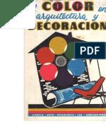 El color en arquitectura y decoración - Peter J. Hayten
