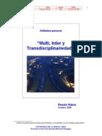 DMP Ch C03 Sukno,r Final Transdisciplinariedad