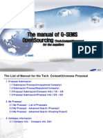 [OpenSourcing] G-SeMS Tech.competitiveness Manual for Suppliers En