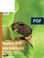 Rapporto Biodiversita Wwf 2013