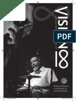 Vision Festival 18 Brochure