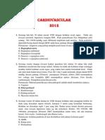 soal CardioVascular 2014