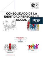 Laidentidad Personal y Social
