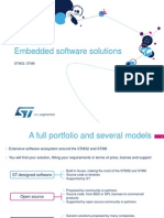 Stm32-Stm8 Embedded Software Solutions
