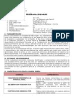 PROGRAMA FCC 3°