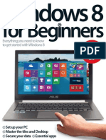 Windows 8 for Beginners 2014