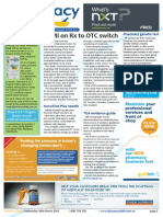 Pharmacy Daily for Wed 26 Mar 2014 - ASMI on Rx to OTC switch, Chemmart genetic testing, TGA evidence guidelines update, Health
