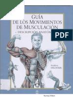 Fisicoculturismo - Guia Movimientos Musculacion !!!!!!!!!!