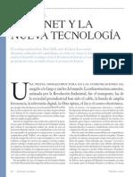 BELL, Daniel (2000) Internet y La Nueva Tecnologia - (Convivio - Enero 2000)