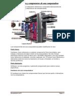 Estructura y Componentes de Una Computadora