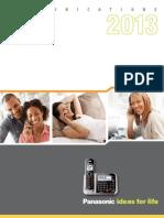 2013 Communications Catalog
