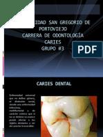 Caries Bioquímica dental