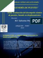 DESEMPEÑO SÍSMICO DE PUENTES_UCSM 2014