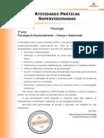 Psicologia Do Desenvolvimento - ATPS