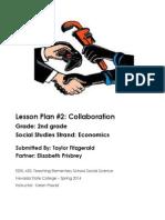 Lesson Plan 2 EDEL453 Powell