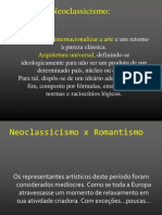 Romantismo Arte