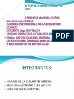 Patologiasdel Sistema Leucocitario