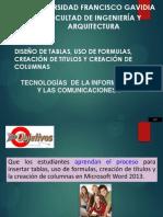 Diseño de tablas uso de formulas creacion de titulos y columnas año 2014 (1)