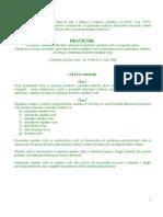 Pravilnik o kvalitetu i sanitarno-tehnickim uslovima za ispustanje otpadnih voda u recipijent - R.Crna Gora (Sl.l.48/08)