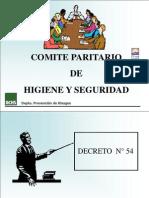 (2) Comité Paritario