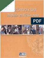 Rural y Rural Ampliada