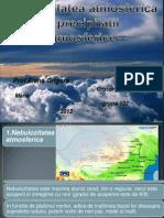 Nebulozitatea Atmosferica Si Precipitatii Atmosferice