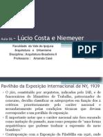 Aula 06 - Lucio Costa e Niemeyer