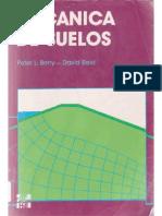 Mecanica de Suelos Peter l. Berry - David Reid