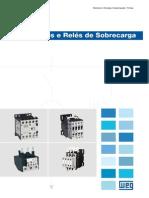 WEG Contatores e Reles de Sobrecarga Catalogo Completo 1039 Catalogo Portugues Br