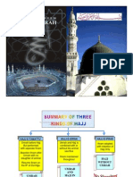 Hajj Guide Step-By-Step Pictorial