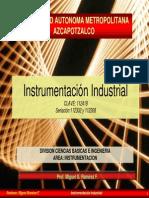 Instrumentación Industrial Inicio 8
