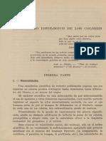 diccionario Diccionario Ideológico