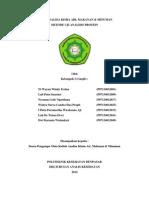 Paper Analisa Kimia Air Kelompok 1 Ganjil