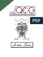 Quantum Energy Generator -Qeg User Manual 3-25-14