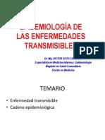 SEMANA 3 EPIDEMIOLOGÍA DE LAS ENF TRANSMISIBLES
