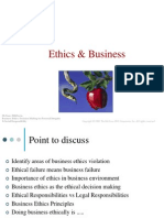 Hartman Business Ethics