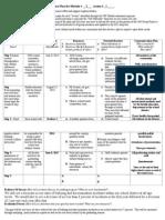 action plan standard 6