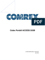 ACCESS 2USB Manual Spanish