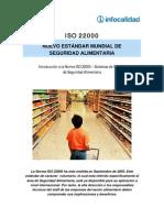 Aproximación a la NORMA ISO 22