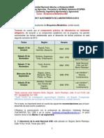 Laboratorio de Bioquimica Metabolica _II-2012
